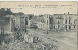 Nieuwpoort - Nieuport - 610 - Aspect De La Ville Après Sa Destruction Par Les Allemands - La Grande Guerre 1914-15 - Nieuwpoort