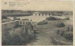 Nieuwpoort - Nieuport - Le Chenal Et Les Ecluses - Kanaal En Sluizen - O.N.I.G. Sites De Guerre - Nieuwpoort