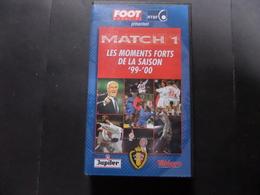 VHS Football Belgique 99/00 - Sports