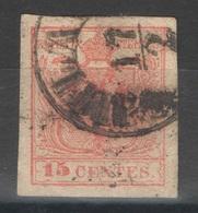 Lombardo-Vénétie - YT 3 Oblitéré - 1850 - Lombardy-Venetia