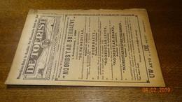 #20623 [Boek - Tijdschrift] De Toerist, Vijfde Jaargang, Nummer 13, 1 Juli 1926 / O.l.v. Stan Leurs  Katsberg Abdij - Tourisme