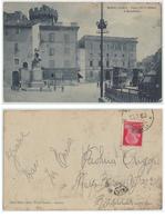 Marino Laziale - Piazza XXVIII Ottobre E Monumento, 1930 - Italia