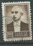 Turquie - Yvert N° 1013  Oblitéré   - Bce 15503 - 1921-... République