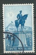 Turquie  -    - Yvert N° 1080 Oblitéré  - Bce 15517 - 1921-... République