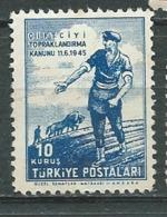 Turquie  -    - Yvert N° 1041  *   - Bce 15518 - 1921-... République