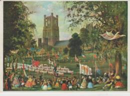 Postcard - Churches - Art - Southby - Verger Of Ely Cathedral For 60 Years - Unused Very Good - Cartes Postales