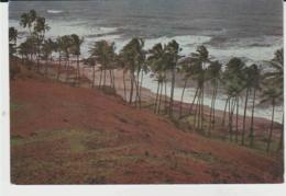 Postcard - Goa - India - Anjuna Beach - Posted 5th JAN 1980 Very Good - Cartes Postales