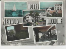 Postcard - Hotel Nevada - Riccione - Unused Very Good - Unclassified