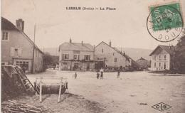25 LIESLE LA PLACE - Frankrijk