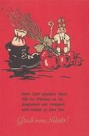 Selten NICOLO Karte Mit Spruch, Verlag WI-KO- M III, Sehr Gute Erhaltung - Künstlerkarten