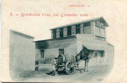 DJIBOUTI(TYPE) CHAMELIER - Djibouti