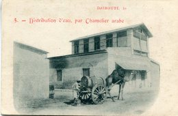 DJIBOUTI(TYPE) CHAMELIER - Gibuti