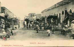 DJIBOUTI(RUE DE ROME) - Gibuti