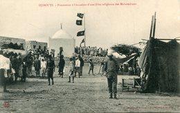 DJIBOUTI(PROCESSION) - Gibuti