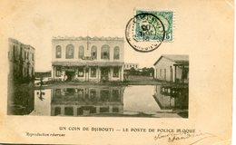 DJIBOUTI(POSTE DE POLICE) - Gibuti