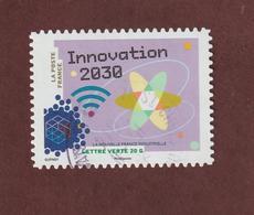 1068 De 2014  - Adhésif - Oblitération Cachet Rond - Adhesive Stamps