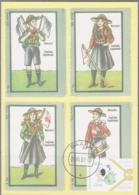 SCOUTS - NETHERLANDS -2007 - POSTER STAMPS MAXI CARD WITH SPECIL BAARN POSTMARK - Storia Postale