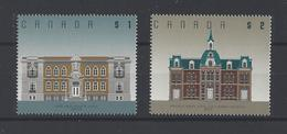 CANADA . YT   N° 1354/1355   Neuf **  1994 - 1952-.... Règne D'Elizabeth II