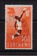 Dutch Surinam 1960, Sports, Basketball, Vfu - Surinam ... - 1975