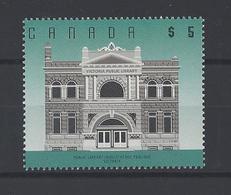 CANADA . YT   N° 1458   Neuf **  1996 - 1952-.... Règne D'Elizabeth II