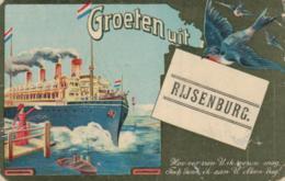 Rijsenburg   -alte Karte    (ka9685  ) Siehe Scan - Pays-Bas