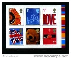 GREAT BRITAIN - 2005  SMILERS  SET MINT NH - 1952-.... (Elizabeth II)