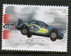 NORWAY Scott # 1494 VF USED (Stamp Scan # 452) - Norway