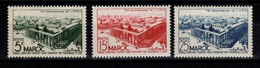 Maroc - YV 285 à 287 N** Complete UPU Cote 7+ Euros - Maroc (1891-1956)
