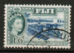 FIJI Scott # 157 VF USED (Stamp Scan # 452) - Fiji (...-1970)