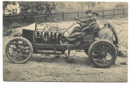 HEMERY Sur Voiture DARRACQ... Animé - Motorsport