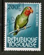 TOGO Scott # C 38 VF USED (Stamp Scan # 452) - Togo (1960-...)