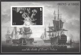 Bataille De Trafalgar - Gibraltar