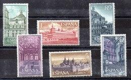 Serie De España N ºEdifil 1382/87 ** OFERTA (OFFER) - 1931-Aujourd'hui: II. République - ....Juan Carlos I