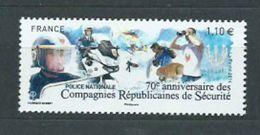 Año 2014  Nº4922 Aniversario Fuerzas De ESeguridad - Neufs