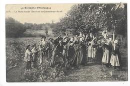 LA BRETAGNE PITTORESQUE - La Main Chaude (environs De Guéméné Sur Scorff)  ## Rare ##  -  L 1 - Guemene Sur Scorff