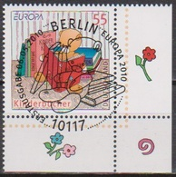 Deutschland 2010 MiNr.2796 O Gest. ESST. Europa: Kinderbücher ( 8643 )günstige Versandkosten - Gebraucht