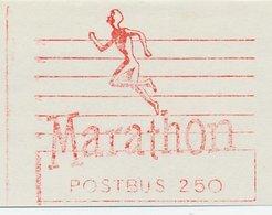 Meter Cut Netherlands 1960 Marathon - Running - Non Classificati