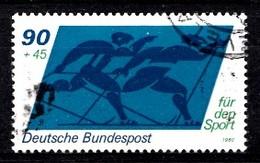 Bund  1980  Mi.nr.:1048 Sporthilfe  Gestempelt / Oblitérés / Used - [7] République Fédérale