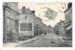 LAPALISSE  (cpa 03)  Rue Nationale  ## Rare ##  -  L 1 - Lapalisse