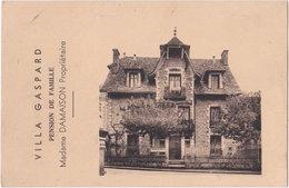 63. LA BOURBOULE. Villa Gaspard - La Bourboule