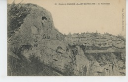 Route De MAICHE à SAINT HIPPOLYTE - Le Fondereau - France