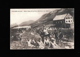 C.P.A. DE CELLIERS 73 - France