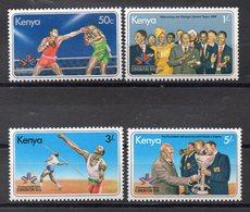 KENYA  Timbres Neufs ** De 1978   ( Ref 6064 ) Sport -  JO - Kenya (1963-...)