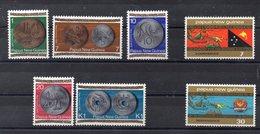 PAPOUASIE NOUVELLE GUINEE  Timbres Neufs ** De 1978   ( Ref 6066 ) Numismatique - Pièces Avec Animaux - Papouasie-Nouvelle-Guinée