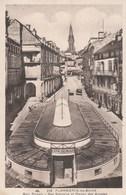 PLOMBIERES LES BAINS  Rue Stanislas, Bains Romains Et Maison Des Arcades - Plombieres Les Bains