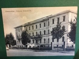 Cartolina Cesenatico - Colonia Baracca - 1940 Ca. - Forlì
