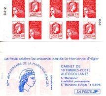 France.carnet 1512.n**. - Carnets