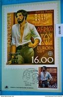 Portugal CM 1980 - Cartoline Maximum