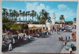 Suk El Giuma - Souk - Animated Auto Cars - LYBIA -  Nv - Libia