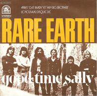 "Rare Earth   ""  Good Time Sally   "" - Vinyles"